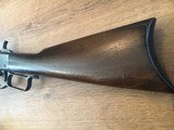 ANTIQUE WINCHESTER RIFLE MODEL 1873, MADE IN 1889 - 7 of 15