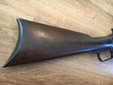 ANTIQUE WINCHESTER RIFLE MODEL 1873, MADE IN 1889 - 2 of 15