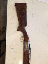 Browning 725 Grade 7 trap Custom Model