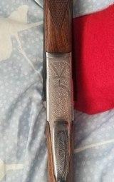 Ugartechea Grade II Upland Classic Model 40 N 20 ga - 5 of 15