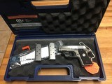 Colt .380 Mustang Pocketlite with Laser nearly brand new, original owner