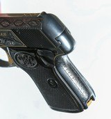 Walther Model 5, Gold Inlaid Pocket Pistol - 5 of 8