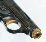 Walther Model 5, Gold Inlaid Pocket Pistol - 8 of 8