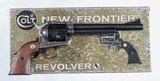 Colt Second Generation New Frontier Single Action Army