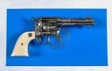 Colt 150th Year Engraved Sampler SAA