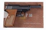 Walther P38 Pistol .22 LR