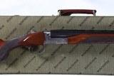 Winchester 23-XTR Pigeon Grade SxS Shotgun 20ga