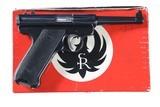 Ruger Standard Pistol Mfd. 1950 .22lr