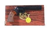 Colt Diamondback Revolver .22 lr Factory Box