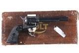 Colt Peacemaker Duel Cylinder .22 lr / .22 mag Factory Box Mfd. 1974