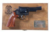 Smith & Wesson 19-4 Customs Patrol Boxed .357 mag - 4 of 12