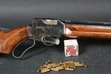 "Winchester Wingo ""Ice Palace"" Lever Shotgun 5mm shot"