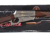Winchester 1895 .30-06 sprg Gold Inlay