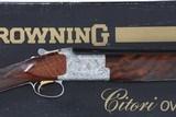 Browning Hand Engraved Citori Grade 5 12ga