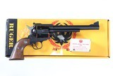 ruger convertible blackhawk .45 lc, .45 acp boxed