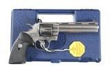Colt Stainless Python .357 mag Revolver