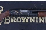Browning 12 Slide Shotgun 20ga High Grade V