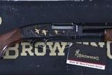 Browning 42 Slide Shotgun .410 High Grade V