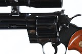 Colt Python Ten Pointer Factory Cased .357 mag Revolver - 3 of 13