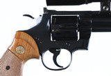 Colt Python Ten Pointer Factory Cased .357 mag Revolver - 8 of 13