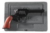 Ruger Bearcat 2007 Revolver .22lr