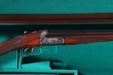 Webley & Scott 700 Series SxS Shotgun 12ga cased - 15 of 21