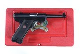 Ruger Mark II Target 50th Anniversary .22 lr