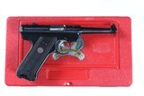 Ruger Anniversary Pistol Mark II .22 lr