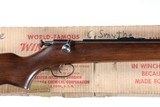 Winchester 67A Bolt Rifle .22 sllr Factroy Box