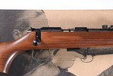 CZ 455 Bolt Rifle .22 lr Factory Box