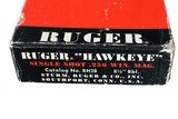 Ruger Hawkeye .256 win mag Pistol - 2 of 14