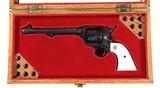 Colt Engraved SAA 3rd Gen. .44-40 WCF - 1 of 12