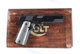 Colt Ace Service Pistol .22 lr