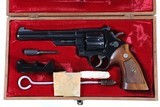 Smith & Wesson 1955 Target Revolver .45 ACP
