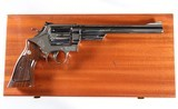 Smith & Wesson 57 Revolver .41 mag Factory Cased