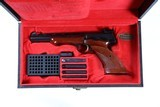 Browning Medalist Cased .22 lr Excellent