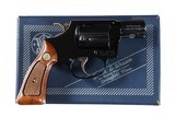 Smith & Wesson 37 Revolver .38 spl Factory Boxed