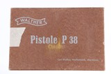 Walther P38 Pistol .22 lr - 2 of 15