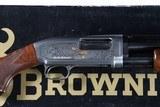 Browning 12 Slide Shotgun 20ga
