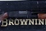 Browning 12 Slide Shotgun 20ga Field