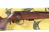 Savage / Anschutz 164M Sporter Bolt Rifle .22 Win Mag
