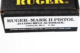 Ruger MK II Pistol .22 lr - 12 of 13