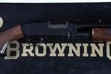 Browning 12 Slide Shotgun 28ga