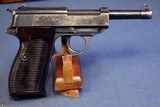 WALTHER ac41 P.38 PISTOL……. SCARCE 1st VARIATION……TWO MATCHING MAG FULL RIG!!! - 3 of 23