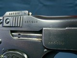 FN MODEL 1900 PISTOL…….EARLY 1906 PRODUCTION…….. VERY CLEAN EXAMPLE! - 5 of 9