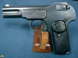 FN MODEL 1900 PISTOL…….EARLY 1906 PRODUCTION…….. VERY CLEAN EXAMPLE! - 3 of 9