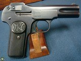 FN MODEL 1900 PISTOL…….EARLY 1906 PRODUCTION…….. VERY CLEAN EXAMPLE! - 2 of 9