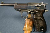 "VERY RARE ac40 P.38 PISTOL….. ""b"" BLOCK PRODUCTION…….VERY SHARP!!!!!"