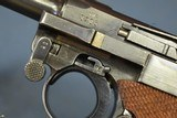 "SCARCE 1939 MAUSER BANNER POLICE ""EAGLE/L"" LUGER…1 MATCHING MAG…..MINT SHARP! - 5 of 17"