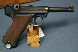 "SCARCE 1939 MAUSER BANNER POLICE ""EAGLE/L"" LUGER…1 MATCHING MAG…..MINT SHARP! - 2 of 17"